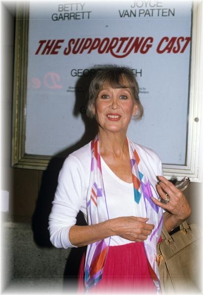 Photo Blast From The Past: Betty Garrett
