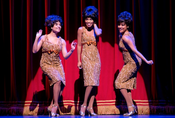 Motown the Musical Production Photo