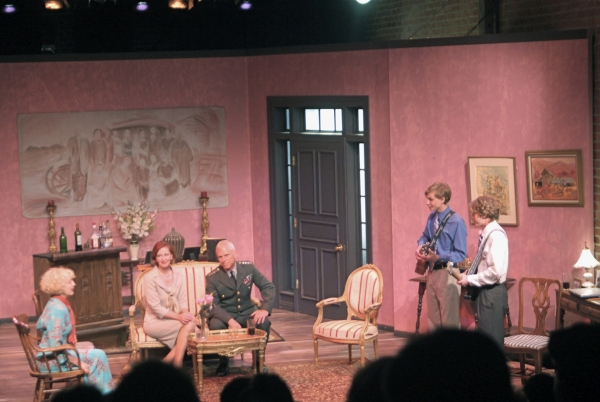 Photo Flash: Jack Betts' IT GOES LIKE THIS Opening at Marilyn Monroe Theatre
