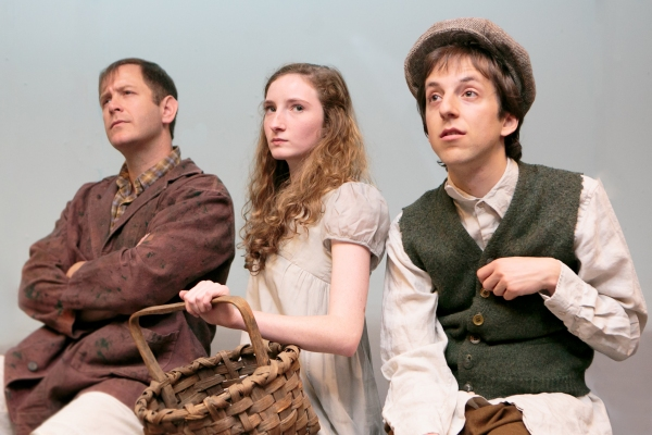 Photo Flash: Meet the Cast of Deep Dish Theater's THE CRIPPLE OF INISHMAAN