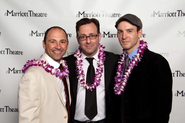 Jerry Galante, Stef Tovar and Stephen Schellhardt
