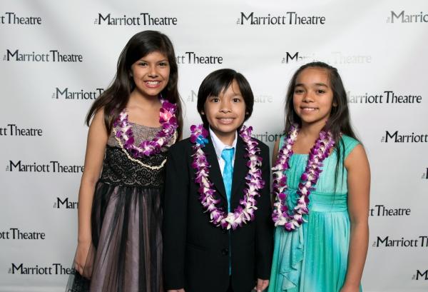 Maliha Yousuf, Dylan Lainez and Alexis Navarrete