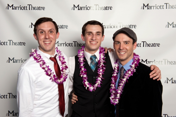 Patrick Martin, Jon Harrison and Stephen Schellhardt