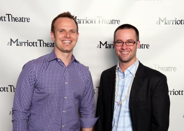 Ryan T. Nelson and Matt Raftery Photo