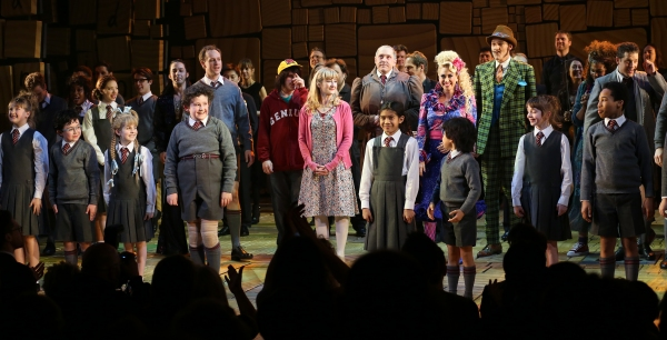 Matilda Musical Broadway