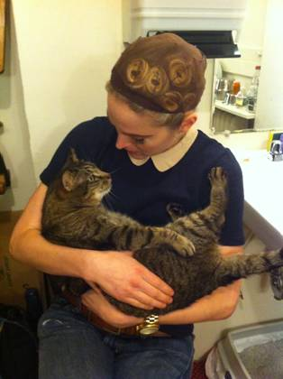 BWW Blog: Kate Cullen Roberts of BREAKFAST AT TIFFANY'S - CAT-ctors!
