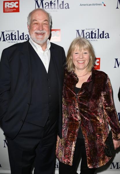 Clive Jones & Vikki Heywood