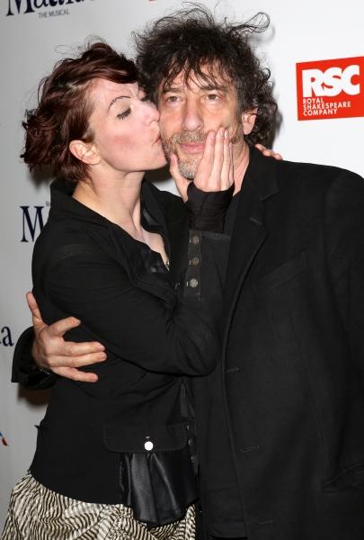 Amanda Palmer & Neil Gaiman