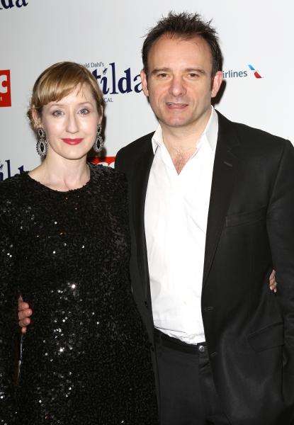 Lauren Ward & Matthew Warchus