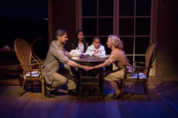Michael Sharon, Angelica Relacion, Brendan Smith, and Sarah Litzsinger Photo