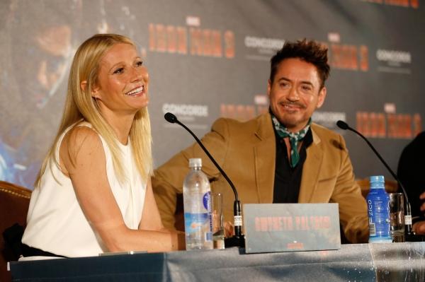 Gwyneth Paltrow, Robert Downey