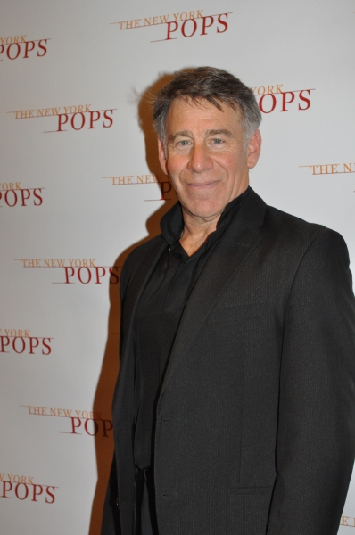 Photo Coverage: Backstage at the New York Pops' THE WIZARD AND I Stephen Schwartz Tribute