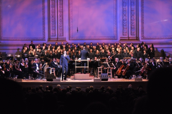 Photo Coverage: Julia Murney, Jeremy Jordan and More Perform at New York Pops' Stephen Schwartz Tribute!
