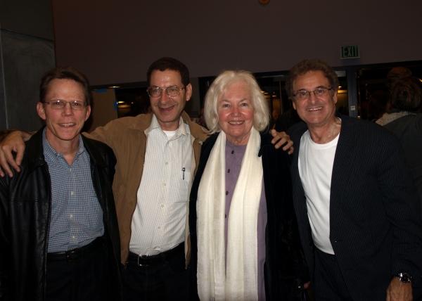 Cast Members of the 1978 Movie Musical Grease Kelly Ward, Eddie Deezen, Jamie Donnelly