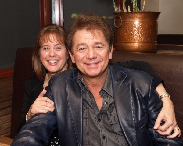 Cindy Dellinger with Adrian Zmed