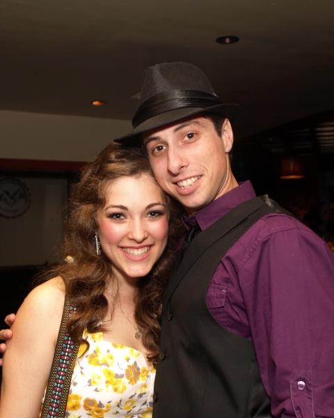 Tessa Grady and Nick Bernardi