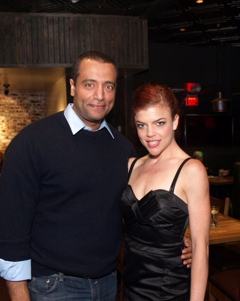Katherine Malak and Nasry Malak