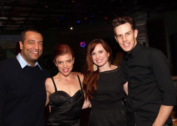 Nasry Malak, Katherine Malak, Jayme Lake, and Harley Jay Photo