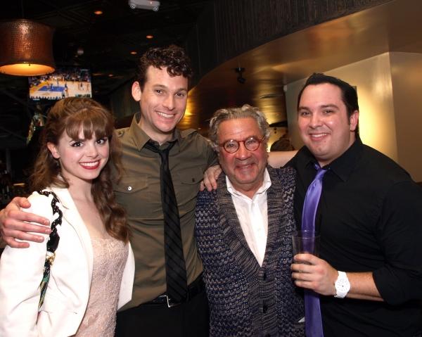 Natalie MacDonald, Michael Cusimano, Michael Tucci, and Ryan Quick Photo