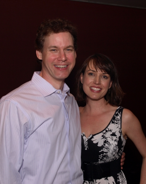 Kevin Earley and Julie Ann Emery