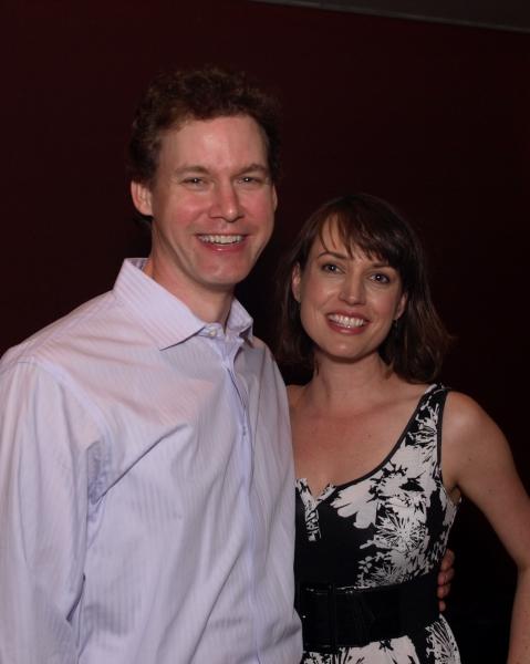 Kevin Earley and Julie Ann Emery Photo