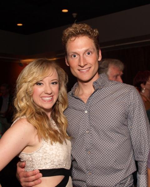 Hannah Simmons and Brian Steven Shaw