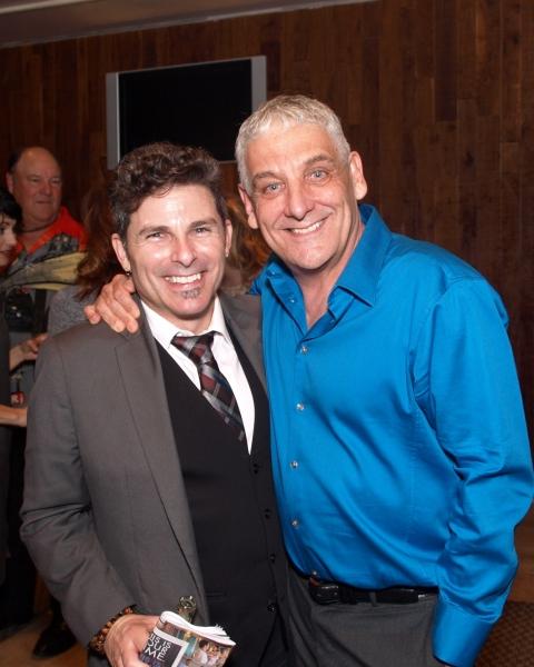 Nick DeGruccio and Glenn Casale