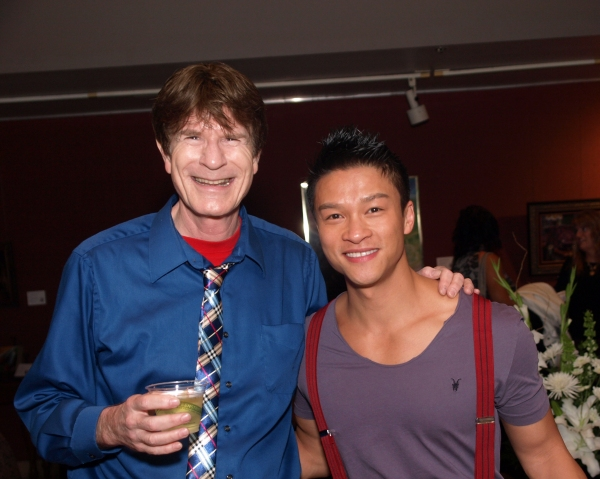 Steven Stanley and Ethan Le Phong