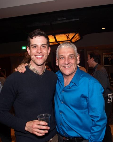 Jeffrey Todd and Glenn Casale