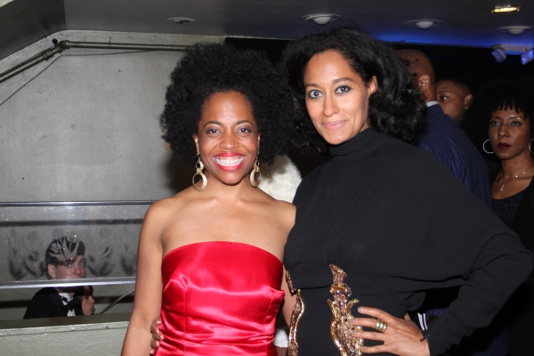 Rhonda Ross and Tracee Ellis Ross