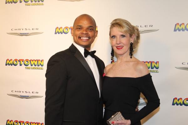 Warren Adams and Patricia Wilcox