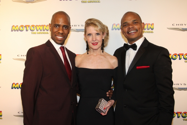 Brian H. Brooks, Patricia Wilcox and Warren Adams