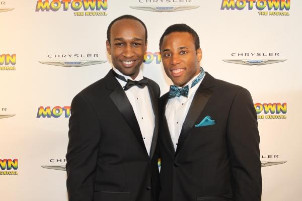 Donald Webber Jr. and Maurice Murphy