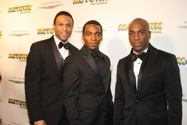Jarran Muse, Daniel J. Watts and Wilkie Ferguson