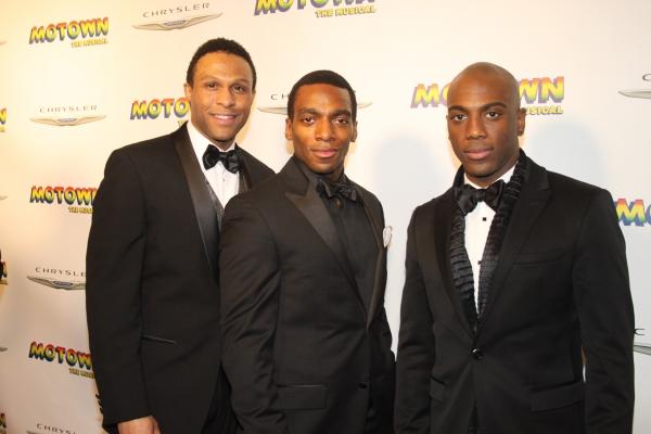 Jarran Muse, Daniel J. Watts and Wilkie Ferguson