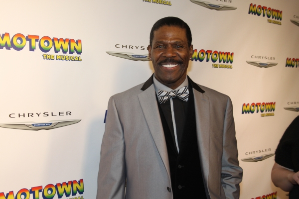 Photo Coverage: MOTOWN: THE MUSICAL Cast Parties After the Show!