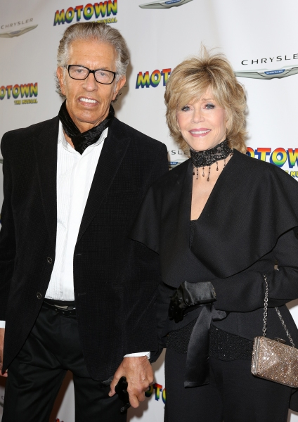 Richard Perry & Jane Fonda