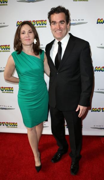 Jennifer Prescott & Brian d'Arcy James