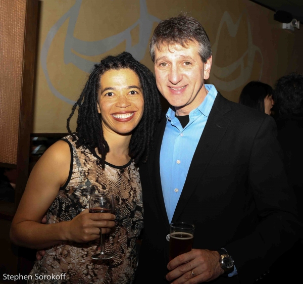 Tanya Barfield & Elliot Fox, Managing Director Primary Stages