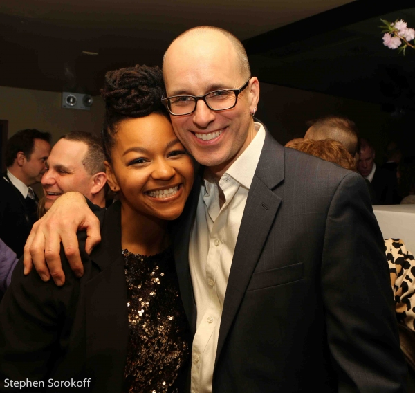 Photo Coverage: Inside Opening Night of Playwrights Horizons & Primary Stages' THE CALL