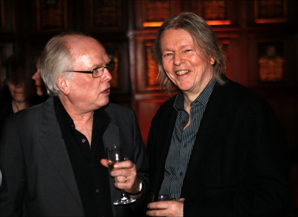 Photo Flash: Almeida Theatre Cast Celebrate Michael Attenborough's 11 Years as Artistic Director