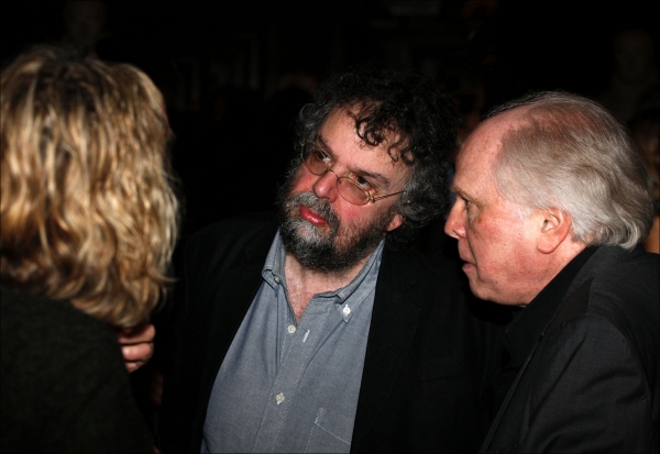 Stephen Poliakoff, and Michael Attenborough