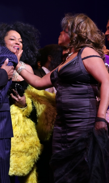 Diana Ross & Mary Wilson