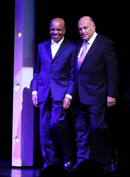 Berry Gordy & Doug Morris