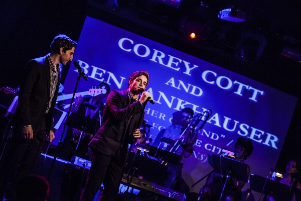Ben Frankhauser and Corey Cott