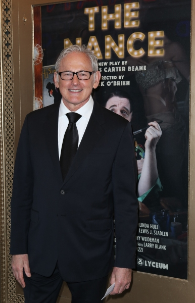 Photo Coverage: Red Carpet Arrivals for the Opening Night of THE NANCE on Broadway