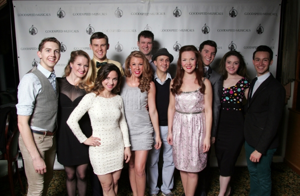 Photo Flash: Beth Glover, Mark Zimmerman and More in Goodspeed's GOOD NEWS! After Party