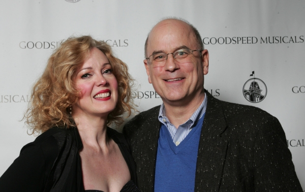 Beth Glover and Mark Zimmerman