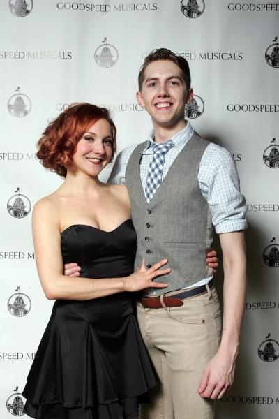 Jessi Trauth and Graham Keen Photo