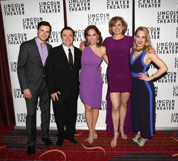 Photo Coverage: Celebrate Opening Night with the Cast of THE NANCE- Inside the After Party!